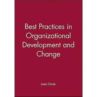 أفضل الممارسات في Organiz.Devl كارتر