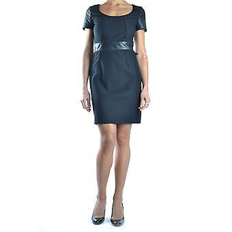 Marc By Marc Jacobs Black Wool Dress
