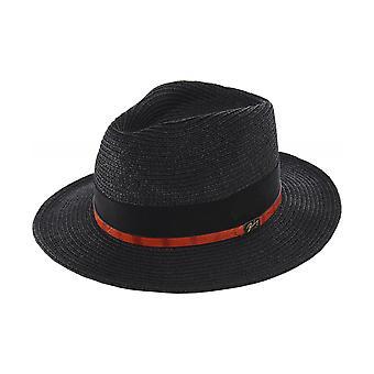 Бейли соломы Денни Fedora шляпу