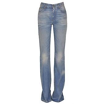 Gucci Light Blue Denim Jeans