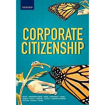 Corporate Citizenship by Tersia Botha - 9780190407087 Book