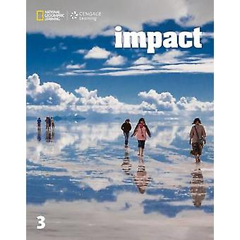 Impact 3 by Diane Pinkley - 9781305862951 Book