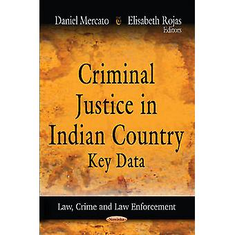 Criminal Justice in Indian Country - Key Data by Daniel Mercato - Elis