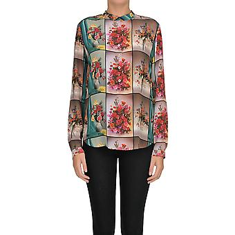 Stella Mccartney Multicolor Silk Blouse