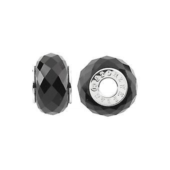 Storywheels Silver & Hematite Charm S434HEM