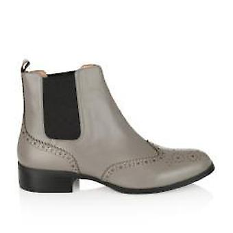 Chelsea gunmetal shoes