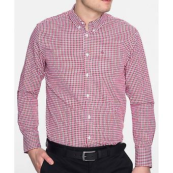 Merc Red Japster Shirt