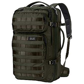 Jack Wolfskin TRT 32 Pack Handgep ckgr and Reise Rucksack - Unisex Backpack - Pinewood - One Size