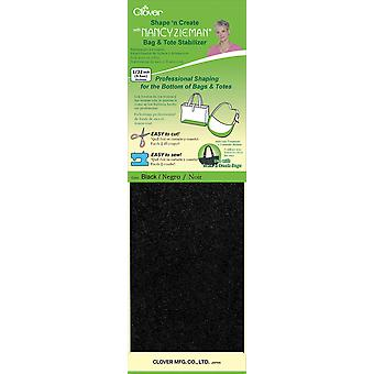 Shape 'N Create With Nancy Zieman Bag & Tote Stabilizer Black 5