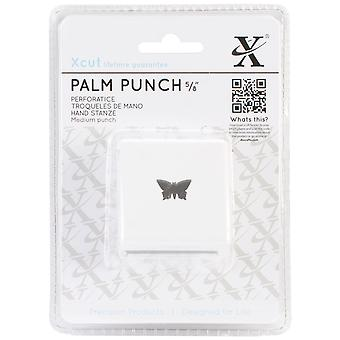 Medium Palm Punch Pointed Butterfly Xc261707