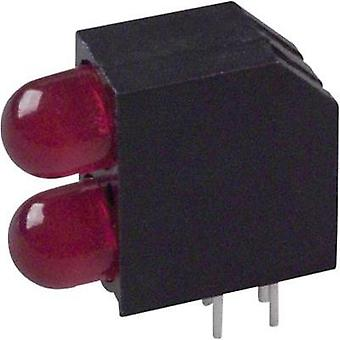 LED component Red (L x W x H) 16.2 x 15.35 x 6 mm Dialight