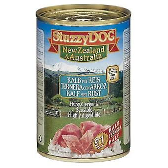 Stuzzy Dog Beef With Rice (Dogs , Dog Food , Wet Food)