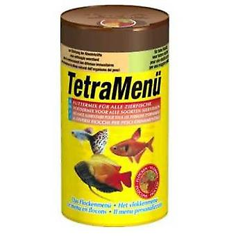 Tetra Menu (Fish , Fish Food , Wafers)