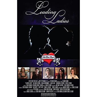 Leading Ladies Movie Poster Print (27 x 40)