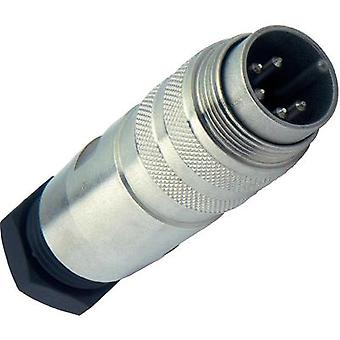 Amphenol C091 31H107 100 2 Circular Connector Nominal current: 5 A Number of pins: 7 DIN