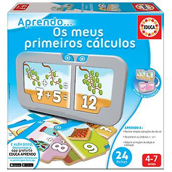 Educa Learn ... First Calculations (App) (Portuguese)