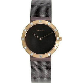 Bering ladies slim watch clock classic - 10629-265 Meshband