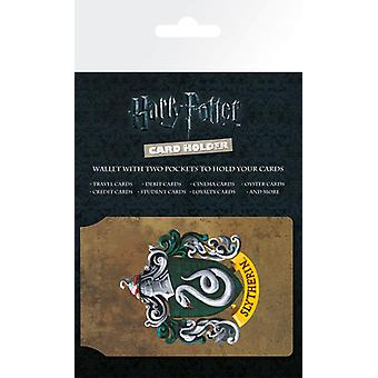 Harry Potter Slytherin-Kartenhalter