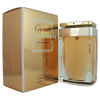 Cartier La Panthere For Women by Cartier 2.5 oz EDP Spray