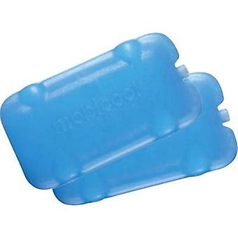 Cooling elements Ice Pack 2x400g MobiCool Blue 2 pc(s) (L x W x H) 95 x 175 x 36 mm