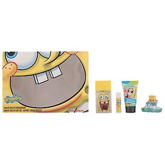 Bob Esponja SpongeBob 50Ml Eau De Toilette Vapo. 50Ml + Gel + Lip Balm + Soap