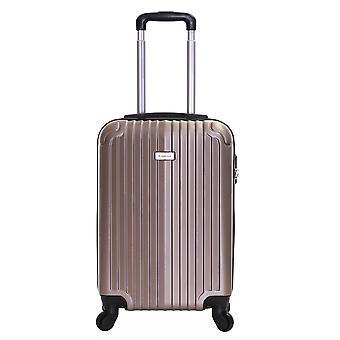 Slimbridge Borba 55 cm hård kuffert, rød