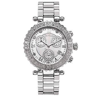 Joe Rodeo diamond ladies watch - MARINA silber 0.9 ctw
