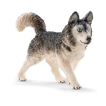 Schleich Husky (Toys , Dolls And Accesories , Miniature Toys , Animals)
