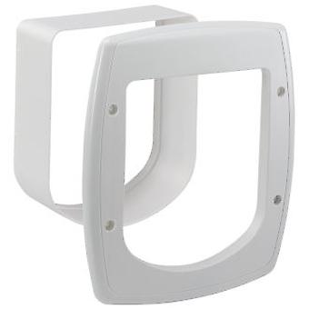 Ferplast Microchip White Swing Tunnel (Cats , Kennels & Cat Flaps , Cat Flaps)