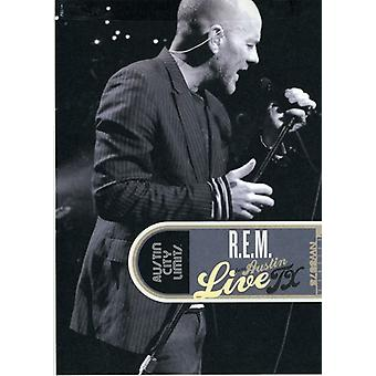 R.E.M. - Live From Austin Tx [DVD] USA import