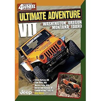 Petersens 4Wheel Off-Road ultimative eventyr VII [DVD] USA importerer