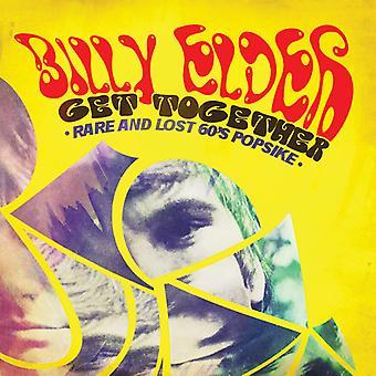 Billy Elder - Get Together - Rare & Lost 60s Popsike [CD] USA import