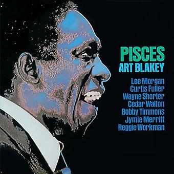 Art Blakey & Jazz Messengers - Pisces [CD] USA import
