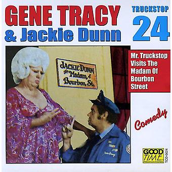 Gene de Tracy - importación de Estados Unidos el Sr. Truckstop [CD]