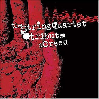 Tribute to Creed - The String Quartet Tribute to Creed [CD] USA import