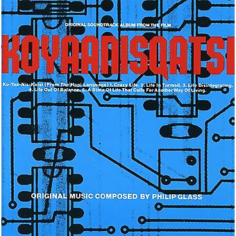 Various Artists - Koyaanisqatsi : Vie de l'équilibre [Original Soundtrack] [CD] importation USA