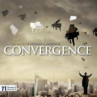 Stewart/Gershwin - konvergens [CD] USA import
