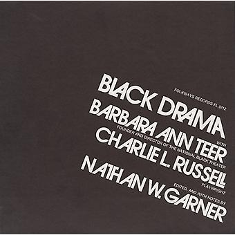 Black Drama with Barbara Ann Teer & Charlie L. Rus - Black Drama with Barbara Ann Teer & Charlie L. Rus [CD] USA import