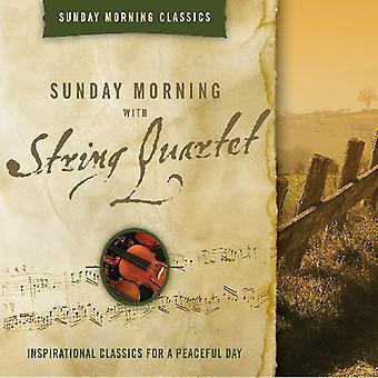 Søndag morgen med Strygekvartet - søndag morgen med Strygekvartet [CD] USA Importer