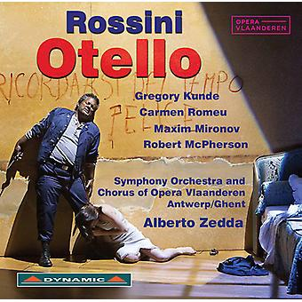 Rossini / Kunde / Symfoniorkester & kor af - Otello [CD] USA import