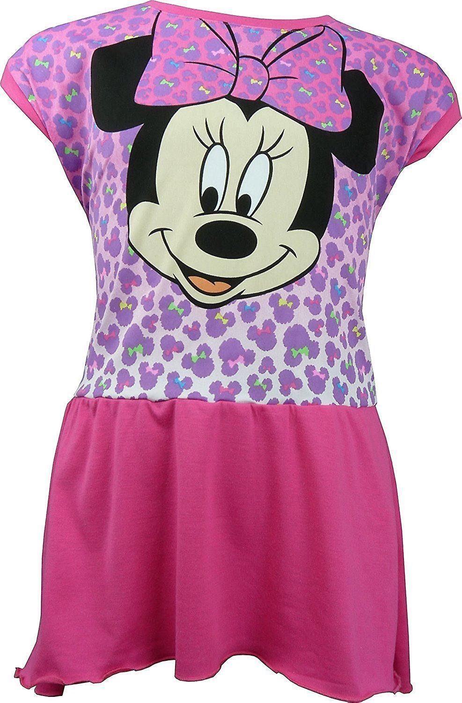 Girls Disney Minnie Mouse / Short Sleeve Dress