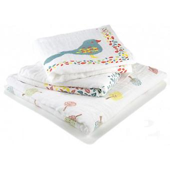 Babymoov Muslins Lot Of 3 Seasons (Home , Babies and Children , Bedroom , Linens)