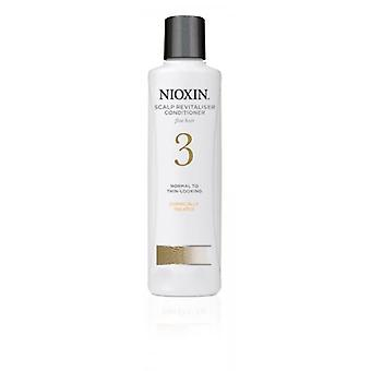 NIOXIN Scalp Revitaliser 3 für chemisch behandeltes, Normal, dünnes Haar