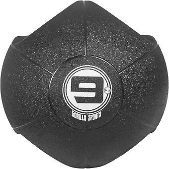 Medizinball mit Griff 9 kg