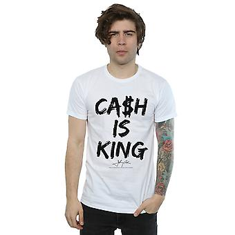 Johnny Cash mænds kontanter er kongen T-Shirt