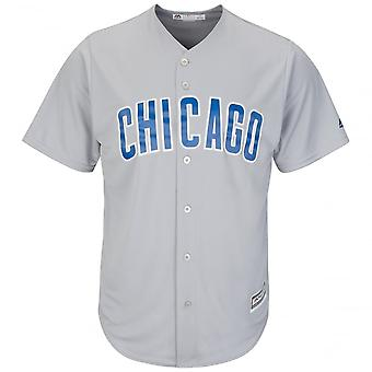 Majestic Athletic Mlb Chicago Cubs Cool Base Road Jersey