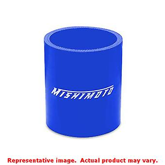 Mishimoto Silicone Couplers MMCP-225SBL Blue 2.25in Fits:UNIVERSAL 0 - 0 NON AP