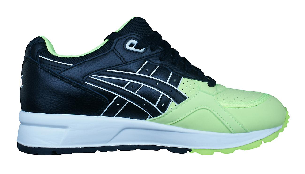 4b0d448f49e4 Asics Gel Lyte Speed Mens Running Trainers   Shoes - Yellow and Black