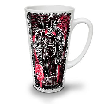 Satan Angel Devil NEW White Tea Coffee Ceramic Latte Mug 17 oz | Wellcoda