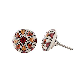 CGB Giftware Autumn Leaves Drawer Handle